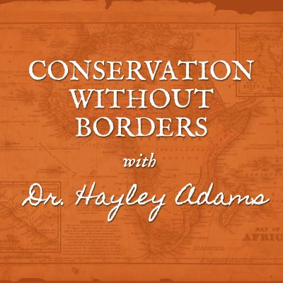 Episode 32 Jennifer Hartman and her work with Conservation Canines
